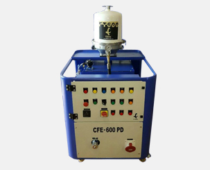 Centrifuge Filtration System 600 Pressurized Delivery with Coalescer